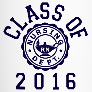 Class Of 2016 RN (Nursing) Mugs & Drinkware - Travel Mug