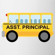 Design ~ Assistant Principal School Gift Mug
