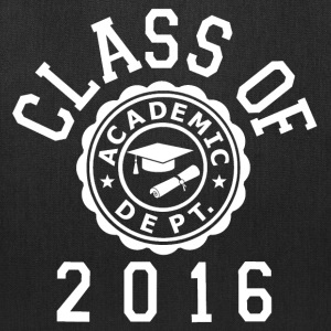 Class Of 2016 Bags & backpacks - Tote Bag
