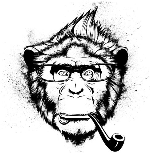 Ironic Chimp