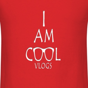 Iamcool vlogs T-Shirts - Men's T-Shirt