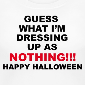 Halloween Costume Maternity Shirt - Women's Maternity T-Shirt