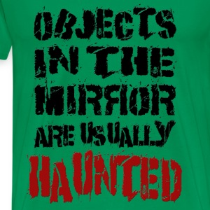 haunted-mirrors T-Shirts - Men's Premium T-Shirt