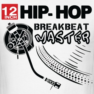 Break beat T-Shirts - Men's T-Shirt