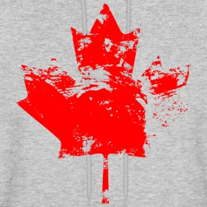 Canadian Maple Leaf - Vintage Look Hoodies - Men's Hoodie