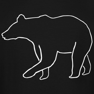 Grizzly bear T-Shirts - Men's Tall T-Shirt