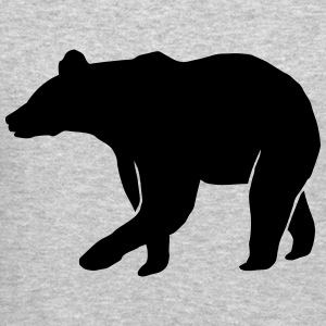 Grizzly bear Long Sleeve Shirts - Crewneck Sweatshirt