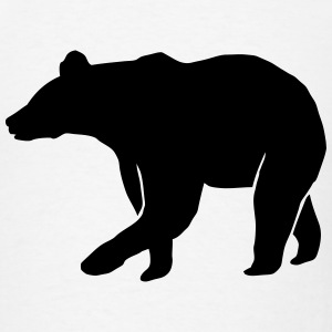 Grizzly bear T-Shirts - Men's T-Shirt