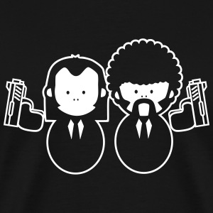Pulp Fiction T-Shirts - Men's Premium T-Shirt