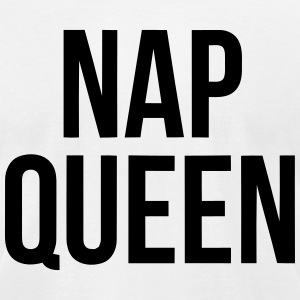 NAP QUEEN T-Shirts - Men's T-Shirt by American Apparel
