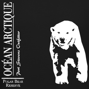 Ocean Arctique - Polar Bear Long Sleeve Shirts - Crewneck Sweatshirt