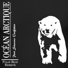 Ocean Arctique - Polar Bear Long Sleeve Shirts