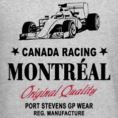 Montreal Formula One Long Sleeve Shirts