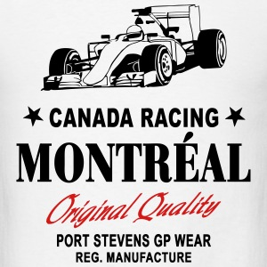 Montreal Formula One T-Shirts - Men's T-Shirt
