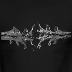 splashes T-Shirts - Men's Ringer T-Shirt