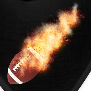 Flaming Football - Bandana