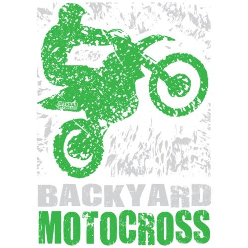 Motocross Backyard Green