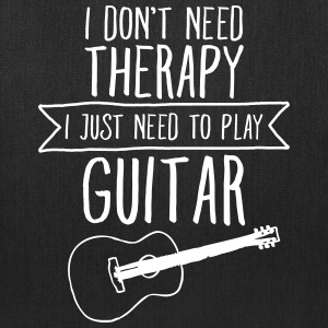 I Don't Need Therapy - I Just Need To Play... Bags & backpacks - Tote Bag
