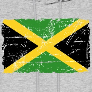 Jamaica Flag - Vintage Look Hoodies - Men's Hoodie