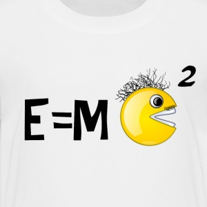 Einstein's smarter little brother, SMILEY! Kids' Shirts - Kids' Premium T-Shirt