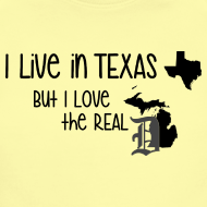 Design ~ I Live in Texas but I Love the Real D