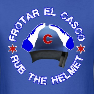 Frotar El Casco (Rub The Helmet T-Shirts - Men's T-Shirt