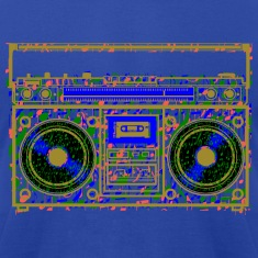 Boom Box Music T-Shirts