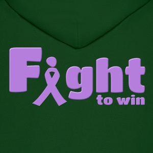 Cancer Support - Fight Hoodies - Men's Hoodie