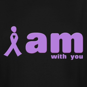 Cancer Support T-Shirts - Men's Tall T-Shirt