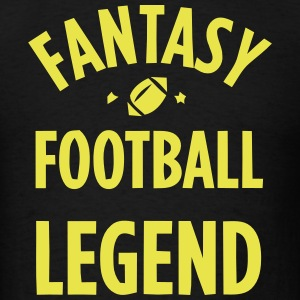 FANTASY FOOTBALL LEGEND T-Shirts - Men's T-Shirt