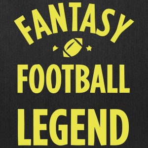 FANTASY FOOTBALL LEGEND Bags & backpacks - Tote Bag