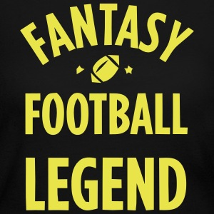 FANTASY FOOTBALL LEGEND Long Sleeve Shirts - Women's Long Sleeve Jersey T-Shirt
