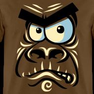 Design ~ Angry gorilla