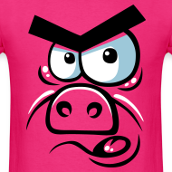 Design ~ Angry pig