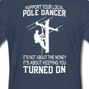 LINEMAN - Men's Premium T-Shirt