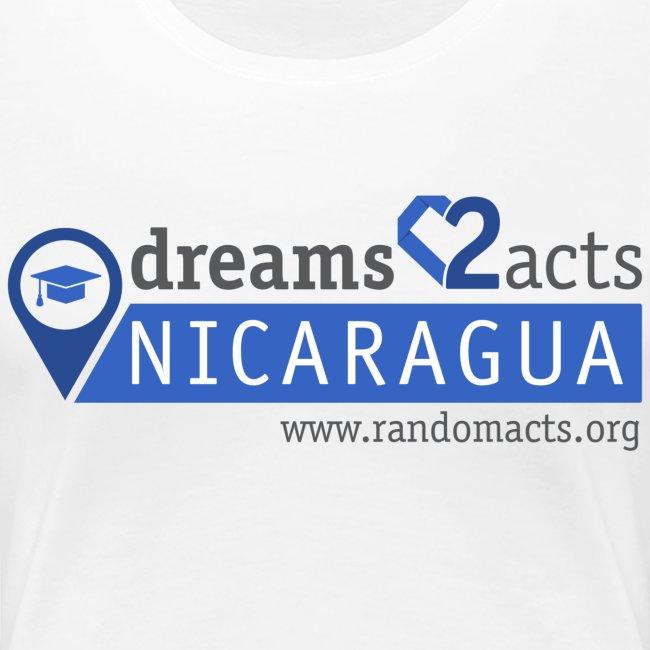 Dreams 2 Acts Women's Heart (color logo)