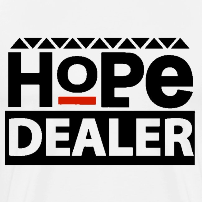 Hope Dealers Worldwide Mens Hope Dealer Tee Mens Premium T Shirt
