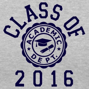 Class Of 2016 Women's T-Shirts - Women's V-Neck T-Shirt