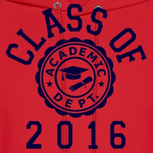 Class Of 2016 Hoodies - Men's Hoodie