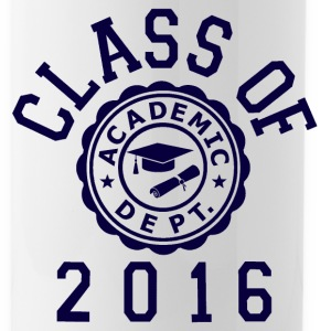 Class Of 2016 Mugs & Drinkware - Water Bottle