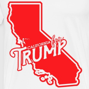 California for Trump - Men's Premium T-Shirt