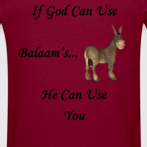 God Qualifies the Called - Men's T-Shirt
