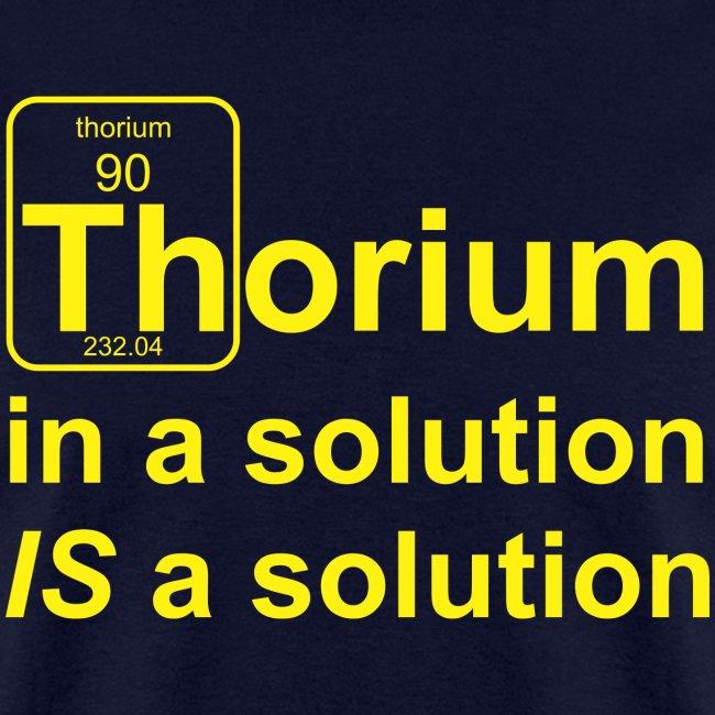 Thorium Solution b