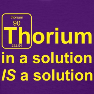 Thorium Solution b f - Women's T-Shirt