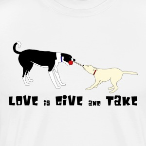 Love Is... - Men's Premium T-Shirt