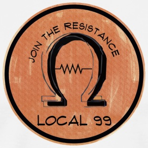 Join the Resistance - Men's Premium T-Shirt