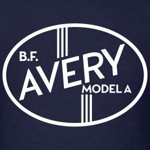 B.F. Avery Model A emblem - Autonaut.com - Men's T-Shirt