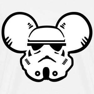 Mouse Trooper - Men's Premium T-Shirt