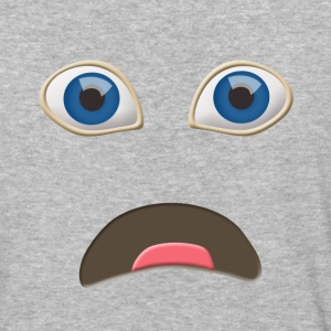 EmoTeeShirt-Surprised T-Shirts - Baseball T-Shirt