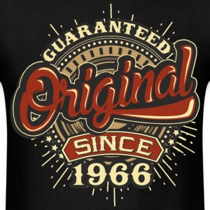 Birthday guaranteed since 1966 T-Shirts - Men's T-Shirt